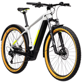 Cube Reaction Hybrid Pro 500 Allroad, grey'n'yellow